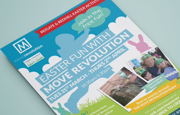 Easter Fun with Move Revolution