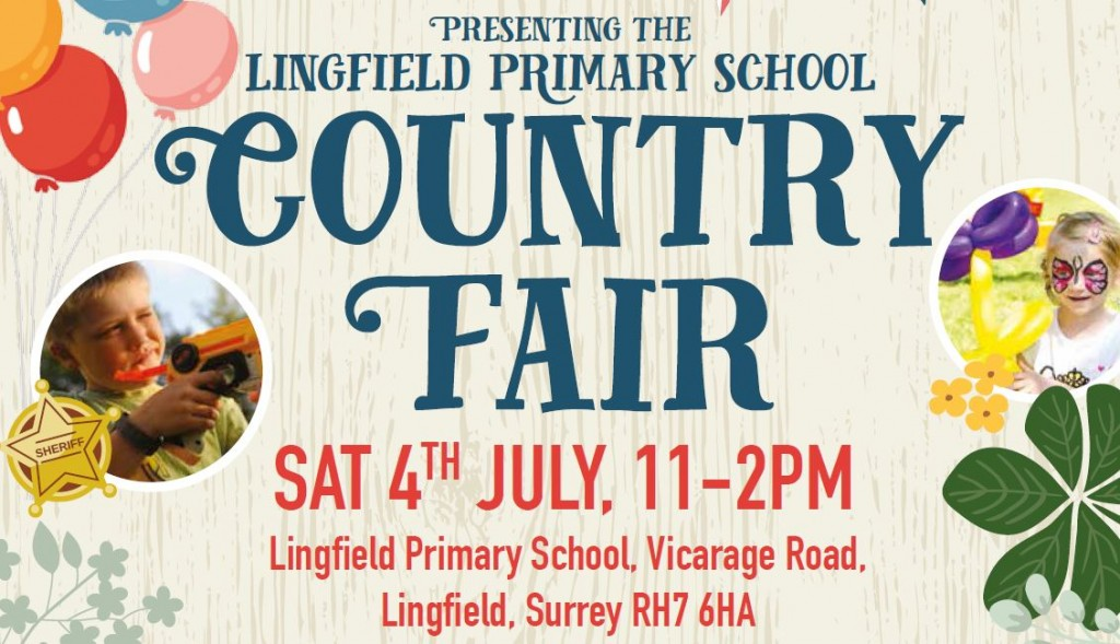 Lingfield Country Fair with Move Revolution Saturday 4th July
