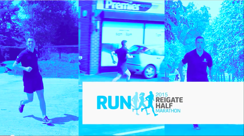 Run Reigate 2015; Are you part of it?