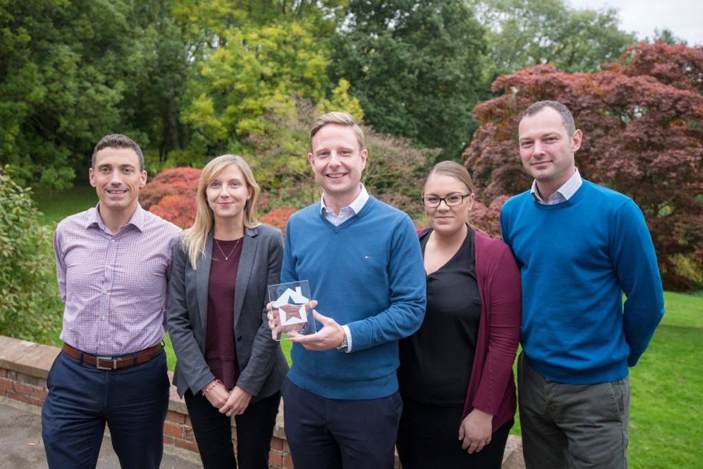 Move Revolution Wins Estate Agent of the Month from raterAgent