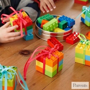 1. Lego Parcels