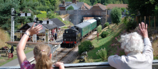 Places to go in Sussex and Surrey this Easter