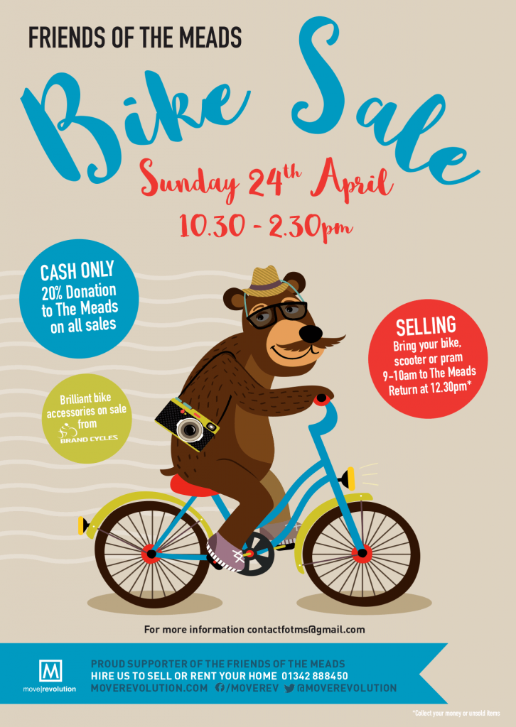 The Meads Bike Sale