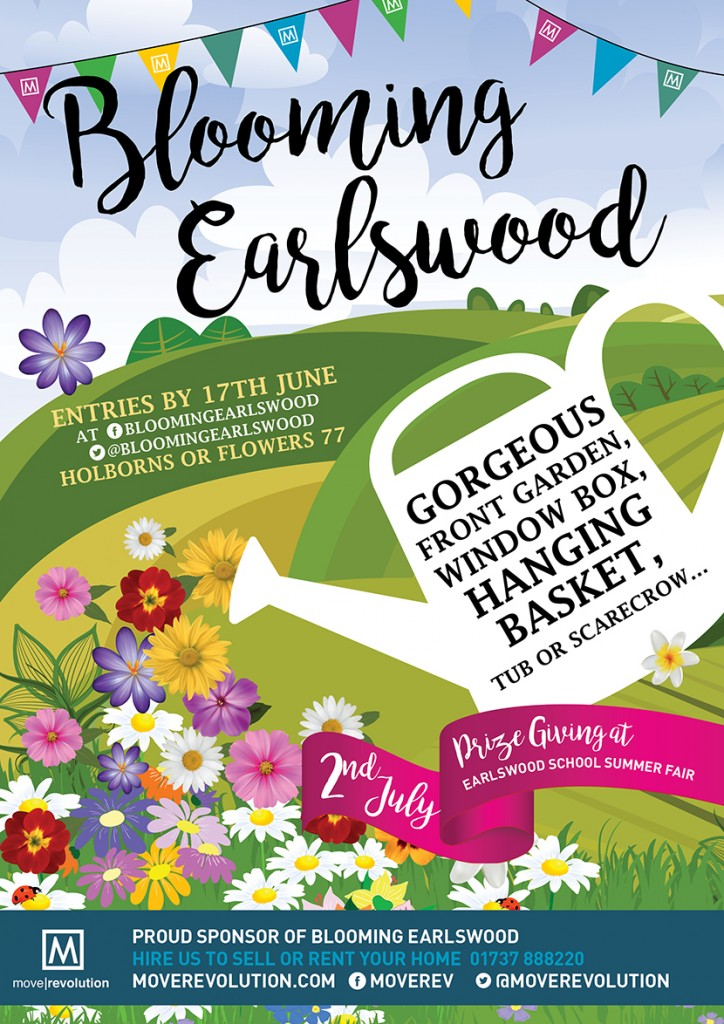 Blooming Earlswood with Move Revolution