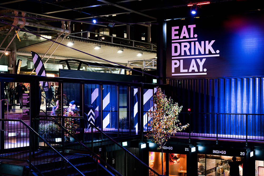 Boxpark Croydon – we love it!