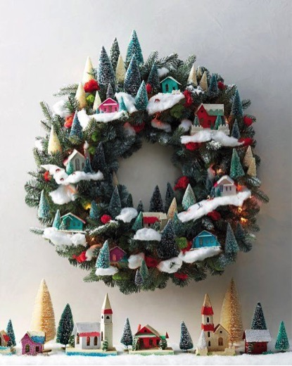 alpinevillagewreath