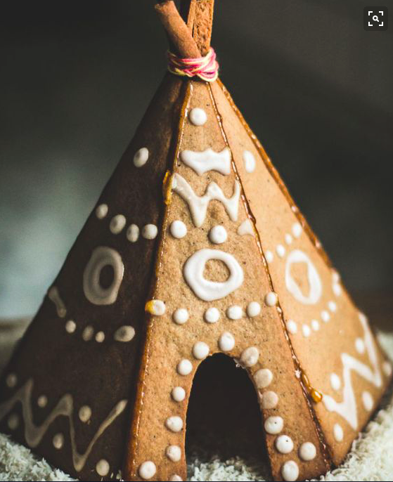Festive Gingerbread Houses