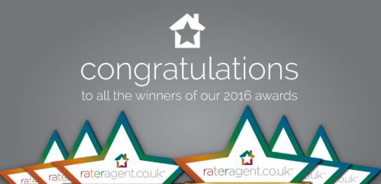 raterAgent awards 2016