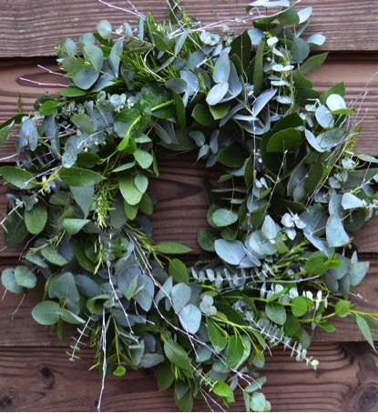 Christmas Wreaths – just a few ideas
