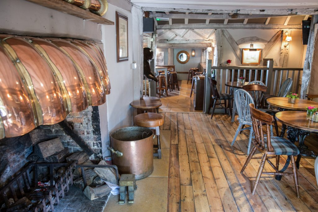 Winter Pub Walks recommended by The Move Revolution team!