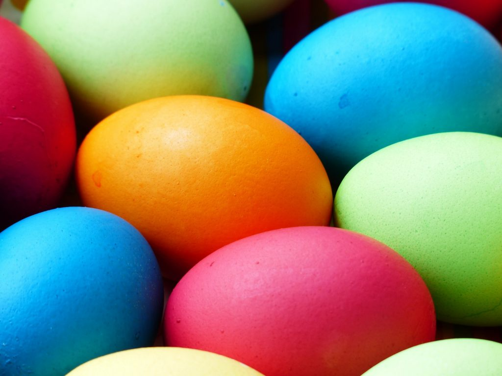 Easter crafts and other things to do