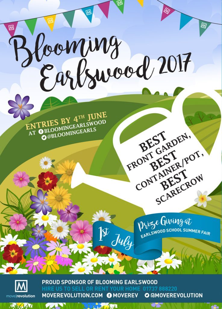 Be part of it: Blooming Earlswood 2017