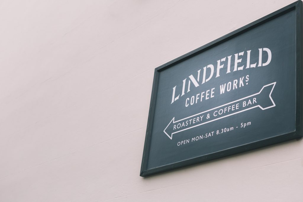 Have you been to Lindfield?
