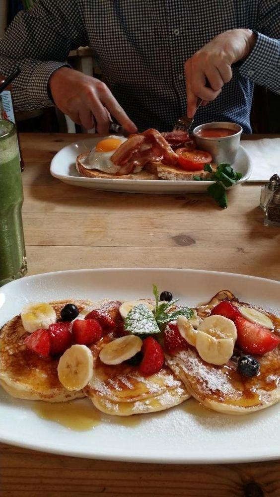 Lazy Sunday morning breakfast or brunch?