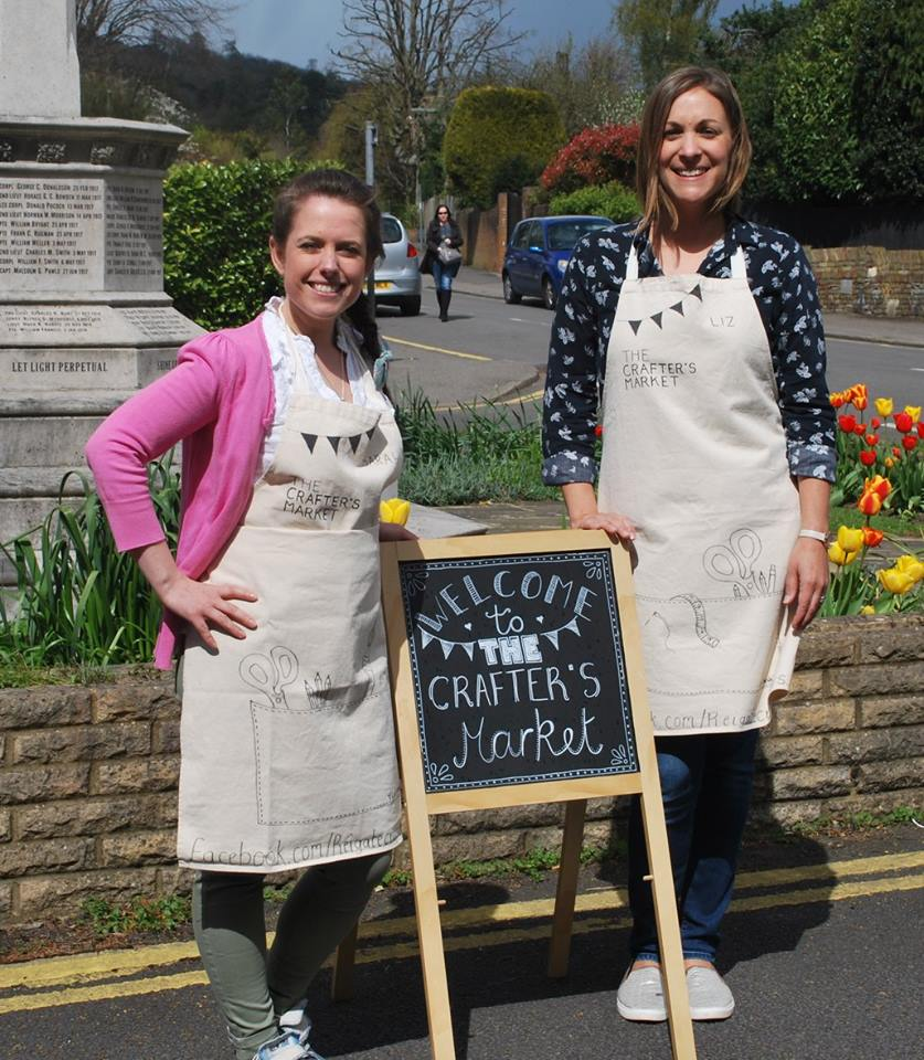 Prioryfields 2017 Partner profile: The Crafters Market