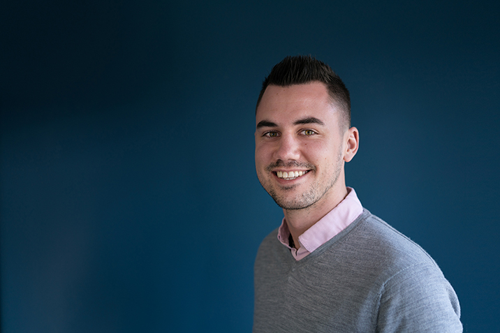A profile on Zac Ship, our Area Sales Manager for the Tunbridge Wells region