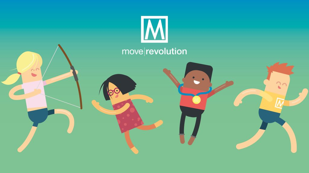 Some of our Move Revolution Kids Active Village partners!