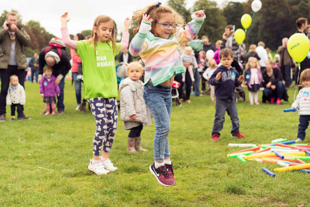 What a fantastic day – Move Revolution Kids Active Village 2017