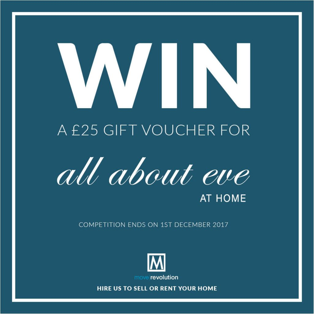 Competition Time with 'All About Eve at Home'!