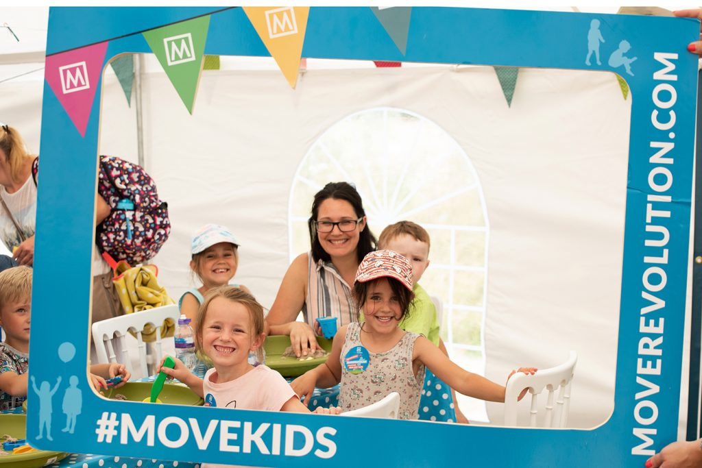 Move Revolution Prioryfields 2018 – Come to our 'Mini Zoo' on Day 2!
