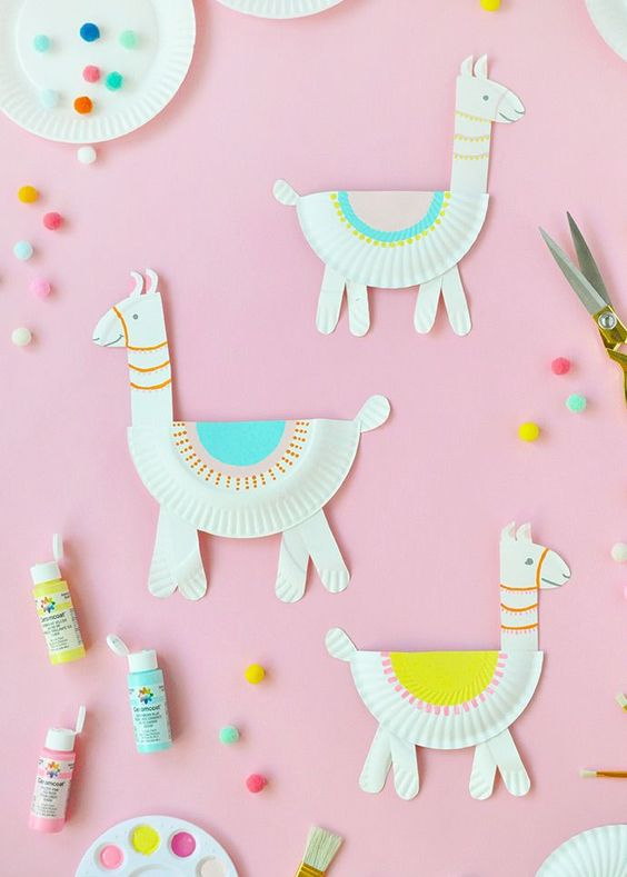 Summer survival – Animal inspired crafts!