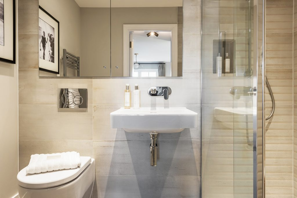 Help To buy apartments from Berkeley home in Horsham - Bathroom image