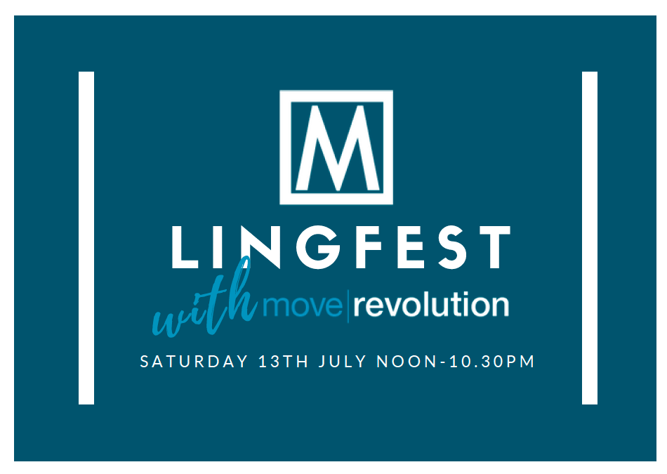 Lingfest with Move Revolution