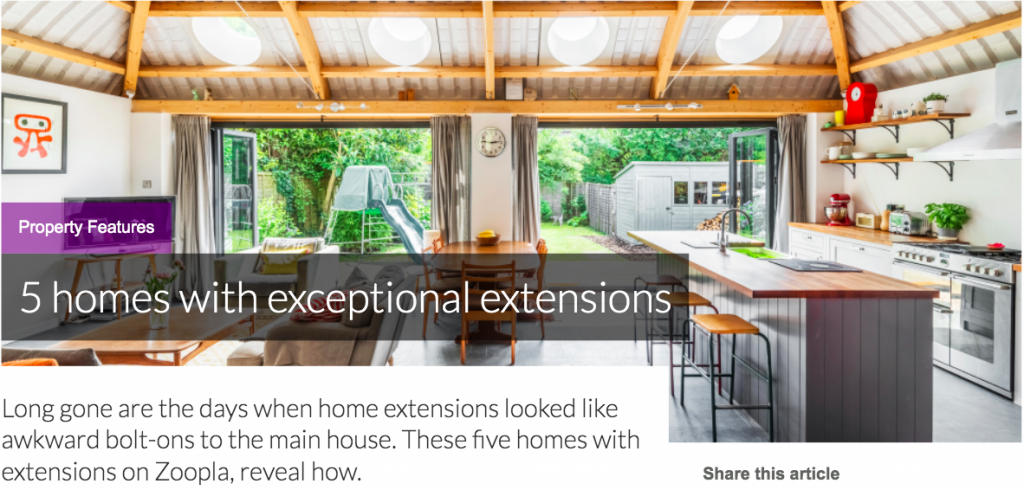 """An exceptional extension"""