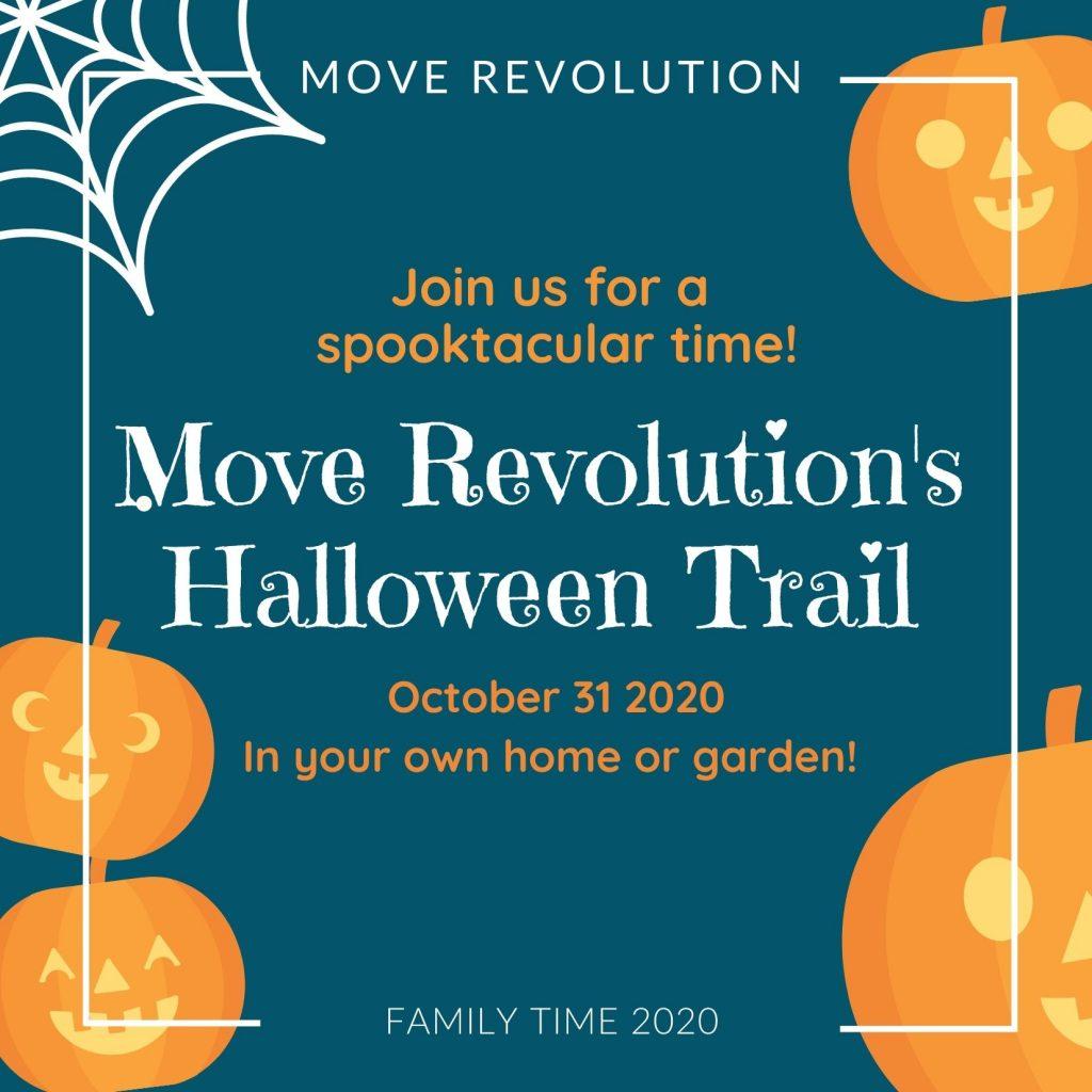 Halloween Trail 2020