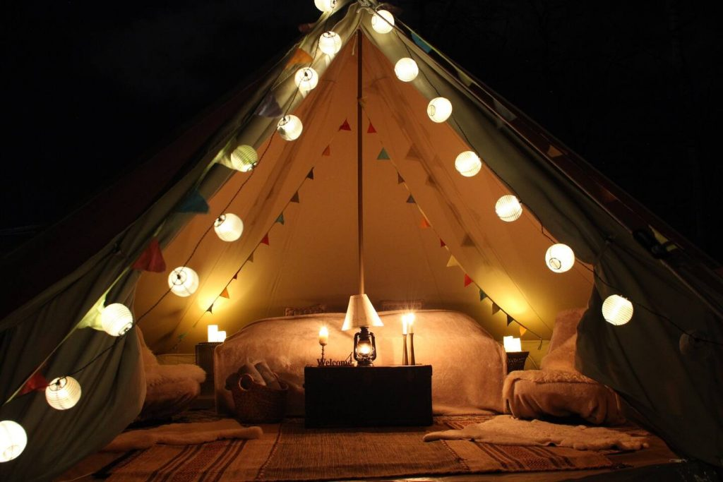 Glamping & Quirky Staycations in Sussex & Surrey